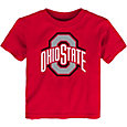 Outerstuff Toddler Ohio State Buckeyes Scarlet Primary Logo T-Shirt