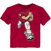 Outerstuff Toddler Oklahoma Sooners Crimson Football Dreams T-Shirt