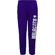 Outerstuff Youth Kansas State Wildcats Purple Origin Fleece Pants
