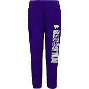 Outerstuff Youth Kansas State Wildcats Purple Origin Fleece Pants