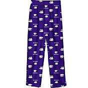 Outerstuff Youth Kansas State Wildcats Purple Sleep Pants