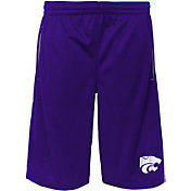 Gen2 Youth Kansas State Wildcats Purple Vector Performance Shorts