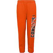 Outerstuff Youth Oklahoma State Cowboys Orange Origin Fleece Pants