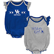 Outerstuff Infant Kentucky Wildcats Blue/Grey Homecoming 2-Piece Onesie Set