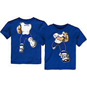 Outerstuff Toddler Kentucky Wildcats Blue Football Dreams T-Shirt