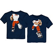 Gen2 Toddler Illinois Fighting Illini Blue Football Dreams T-Shirt