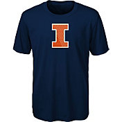 Gen2 Youth Illinois Fighting Illini Blue Ex Machina Performance T-Shirt