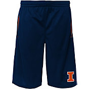 Outerstuff Youth Illinois Fighting Illini Blue Vector Performance Shorts
