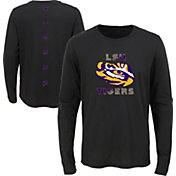 Outerstuff Youth LSU Tigers Ultra Long Sleeve Black T-Shirt