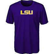 Outerstuff Youth LSU Tigers Purple Ex Machina Performance T-Shirt