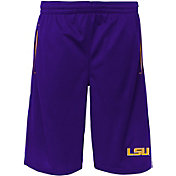 Outerstuff Youth LSU Tigers Purple Vector Performance Shorts