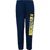 Gen2 Youth Michigan Wolverines Blue Origin Fleece Pants