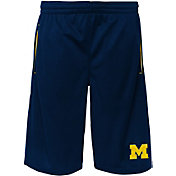 Outerstuff Youth Michigan Wolverines Blue Vector Performance Shorts