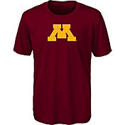 Outerstuff Boys' Minnesota Golden Gophers Maroon Ex Machina Performance T-Shirt