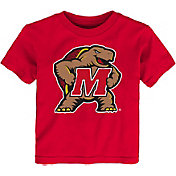 Outerstuff Toddler Maryland Terrapins Red Standing Mascot T-Shirt