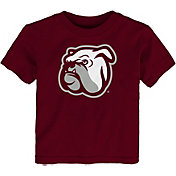 Outerstuff Toddler Mississippi State Bulldogs Maroon Standing Mascot T-Shirt