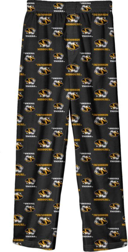 Gen2 Youth Missouri Tigers Black Sleep Pants