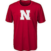 Gen2 Boys' Nebraska Cornhuskers Scarlet Ex Machina Performance T-Shirt
