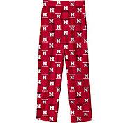 Gen2 Youth Nebraska Cornhuskers Scarlet Sleep Pants