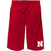 Gen2 Youth Nebraska Cornhuskers Scarlet Vector Performance Shorts
