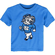 Gen2 Toddler North Carolina Tar Heels Carolina Blue Standing Mascot T-Shirt