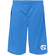 Gen2 Youth North Carolina Tar Heels Carolina Blue Vector Performance Shorts