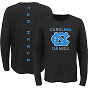 Gen2 Youth North Carolina Tar Heels Navu Ultra Long Sleeve T-Shirt