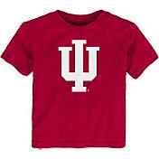 Gen2 Toddler Indiana Hoosiers Crimson Standing Mascot T-Shirt