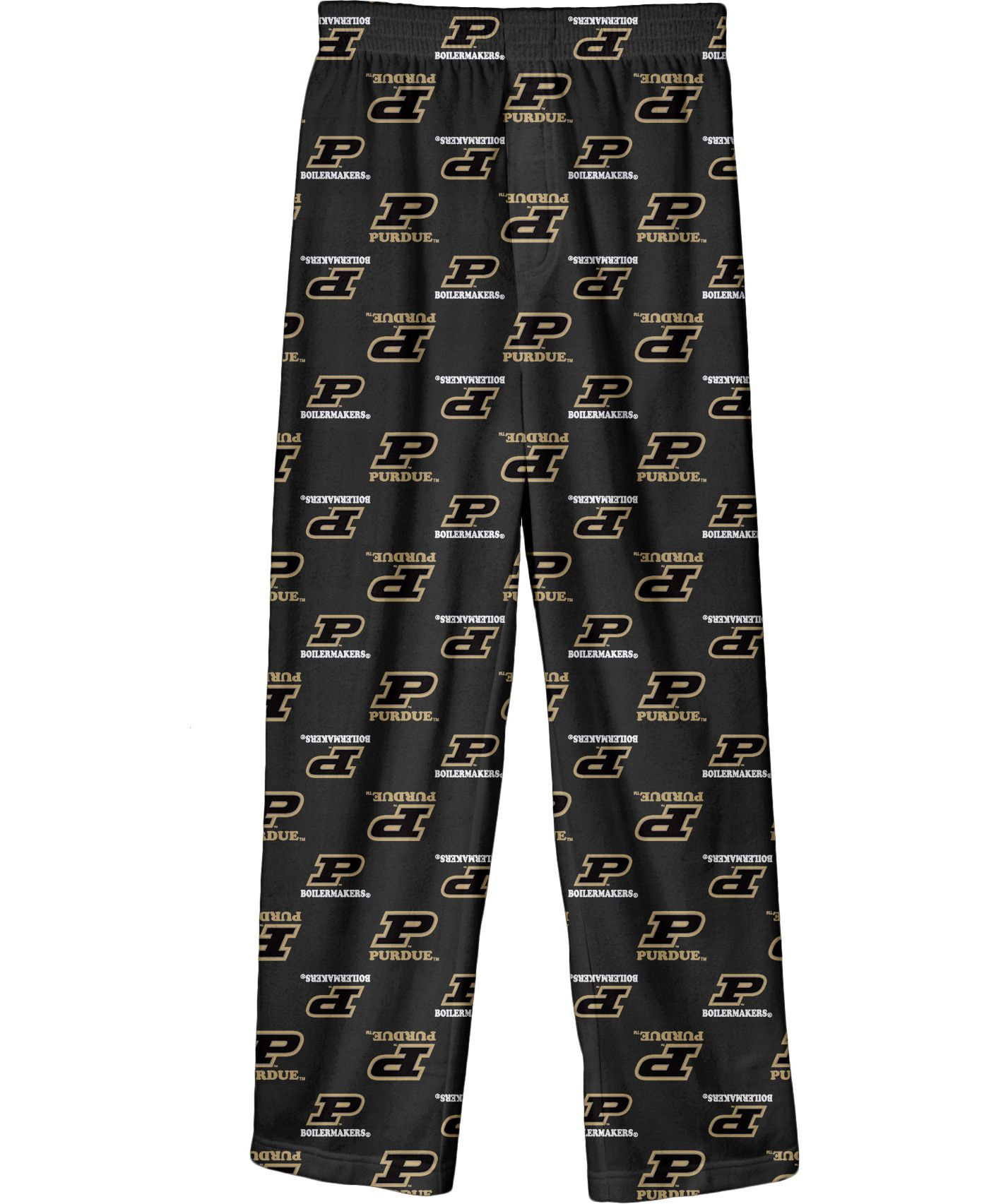 Gen2 Youth Purdue Boilermakers Black Sleep Pants