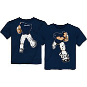 Outerstuff Toddler Penn State Nittany Lions Blue Football Dreams T-Shirt