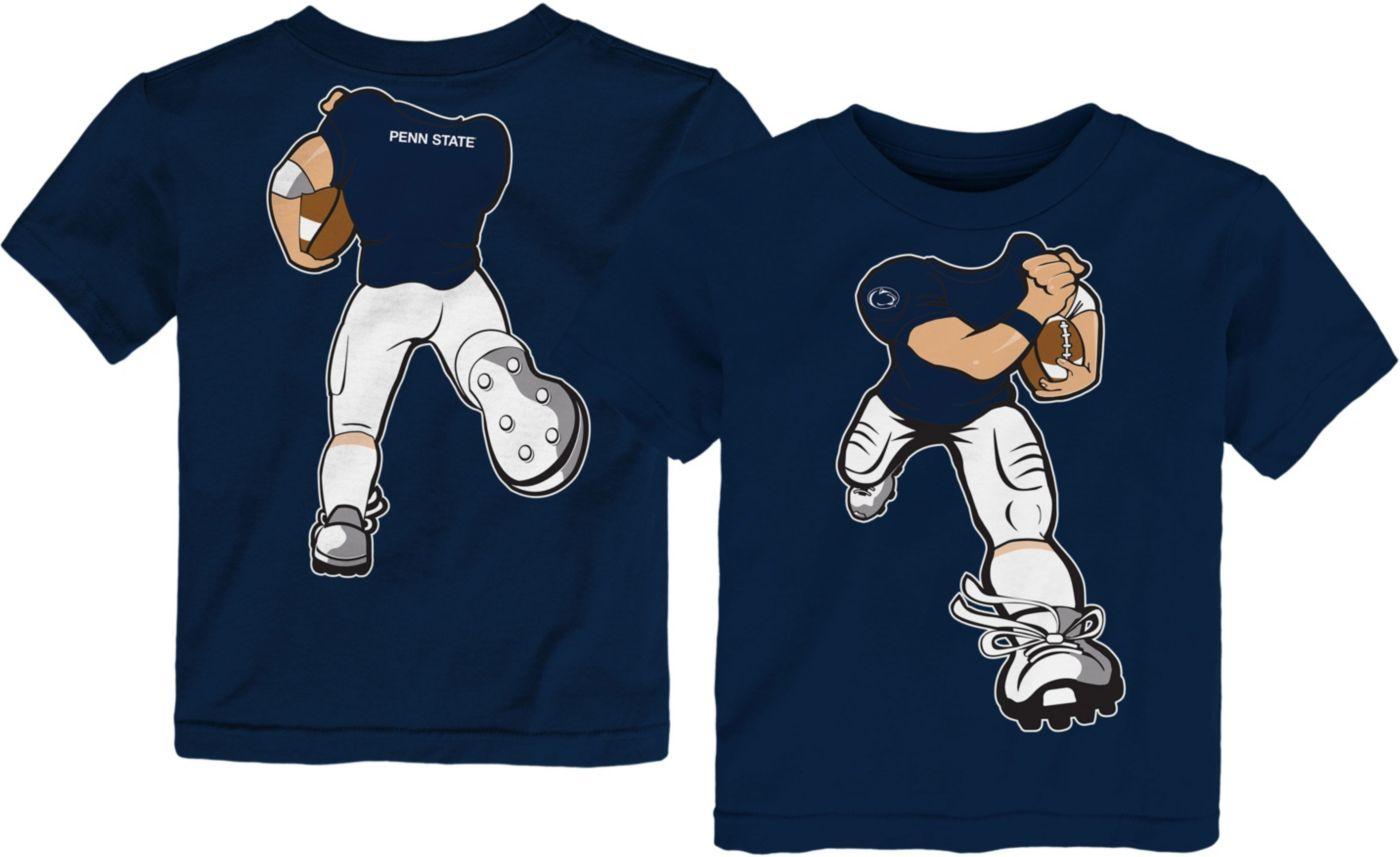 Gen2 Toddler Penn State Nittany Lions Blue Football Dreams T-Shirt
