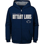 Outerstuff Youth Penn State Nittany Lions Blue Full-Zip Fleece Hoodie