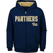 Outerstuff Youth Pitt Panthers Blue Full-Zip Fleece Hoodie