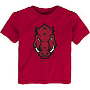 Outerstuff Toddler Arkansas Razorbacks Cardinal Standing Mascot T-Shirt
