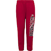Outerstuff Youth Arkansas Razorbacks Cardinal Origin Fleece Pants