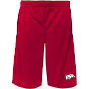 Outerstuff Youth Arkansas Razorbacks Cardinal Vector Performance Shorts