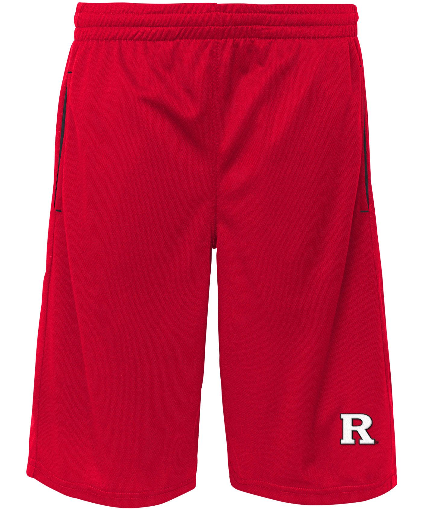 Gen2 Youth Rutgers Scarlet Knights Scarlet Performance Shorts