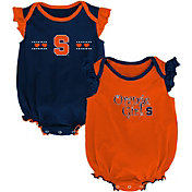 Gen2 Infant Syracuse Orange Blue/Orange Homecoming 2-Piece Onesie Set