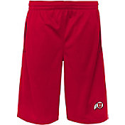Outerstuff Youth Utah Utes Crimson Vector Performance Shorts