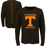 Outerstuff Youth Tennessee Volunteers Ultra Long Sleeve Black T-Shirt