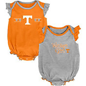 Outerstuff Infant Tennessee Volunteers Tennessee Orange/Grey Homecoming 2-Piece Onesie Set