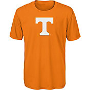 Outerstuff Boys' Tennessee Volunteers Tennessee Orange Ex Machina Performance T-Shirt