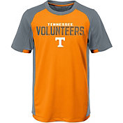 Outerstuff Youth Tennessee Volunteers Tennesee Orange/Grey Circuit Breaker Performance T-Shirt