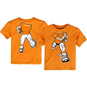 Gen2 Toddler Tennessee Volunteers Tennessee Orange Football Dreams T-Shirt