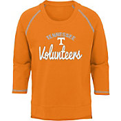 Outerstuff Youth Girls' Tennessee Volunteers Tennessee Orange Overthrow Long Sleeve T-Shirt