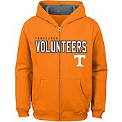 Outerstuff Youth Tennessee Volunteers Tennessee Orange Full-Zip Fleece Hoodie