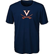 Outerstuff Youth Virginia Cavaliers Blue Ex Machina Performance T-Shirt