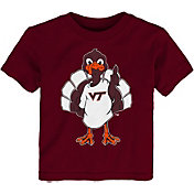 Outerstuff Toddler Virginia Tech Hokies Maroon Standing Mascot T-Shirt