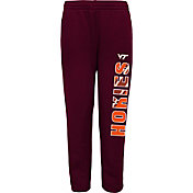 Outerstuff Youth Virginia Tech Hokies Maroon Origin Fleece Pants