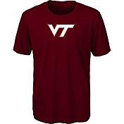 Gen2 Boys' Virginia Tech Hokies Maroon Ex Machina Performance T-Shirt